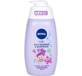 Sprchový gel Nivea Kids, 500 ml - Nivea