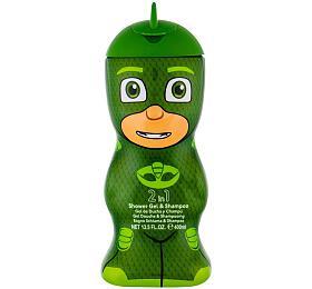 Sprchový gel PJ Masks Gekko, 400 ml - PJ Masks