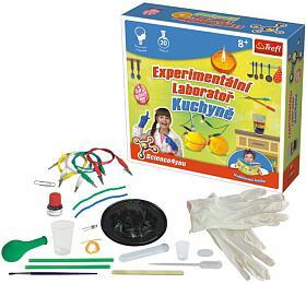 Experimentální laboratoř TREFL Science4you Kuchyně - TREFL