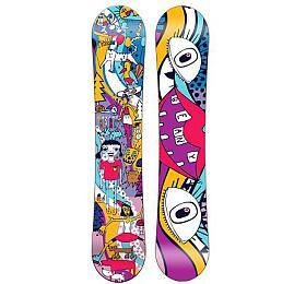 Snowboard Beany Bark Velikost: 139 - Beany