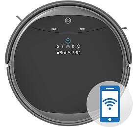 Robotický vysavač a mop Symbo xBot 5 PRO WiFi (2v1) - Symbo