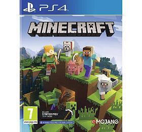 PS4 - Minecraft Bedrock (PS4)/EAS - 3.12.2019 (PS719344100) - Sony