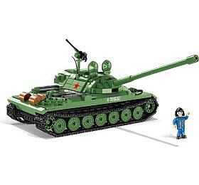 Stavebnice Cobi 3038 World of Tanks IS-7, 650 k, 1 f - COBI