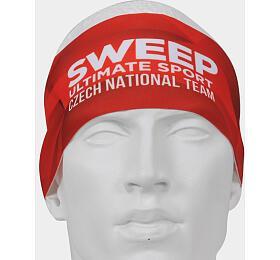 Sweep SCP089 čelenka červená uni - Ostatní