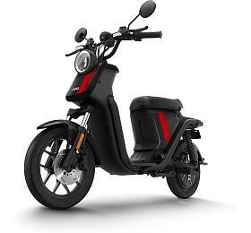 Elektrický skútr NIU U-Pro Black with Red Stripes - NIU