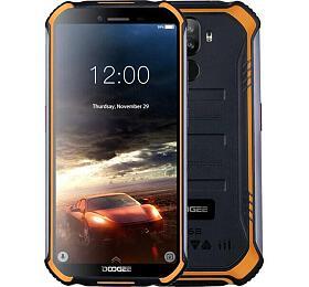 Doogee S40 Lite DualSIM 3G gsm tel. 2+16 GB Orange - Doogee