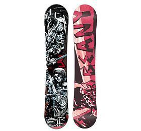 Snowboard Beany Hell Velikost: 142 - Beany