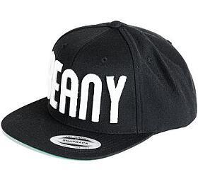Kšiltovka Beany Snapback black - Beany