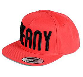 Kšiltovka Beany Snapback red - Beany