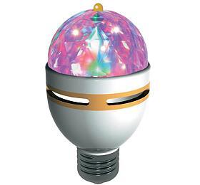 RGB LED žárovka Light Party, V86383, E27 CONRAD - Conrad