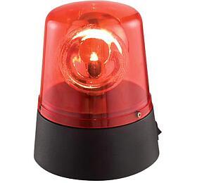Majáček IBIZA JDL008R-LED červený, nepravidelně blikající - Ibiza