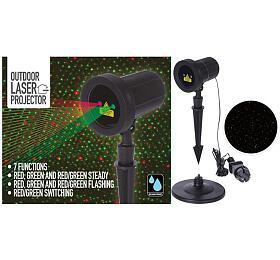 Projektor laserový NEDIS AXY000600 - NEDIS
