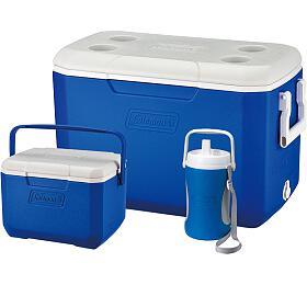 Campingaz Cooler Combo: POLYLITE 48QT+FlipLid 6 Personal + 1/2 Gallon Performace - Campingaz