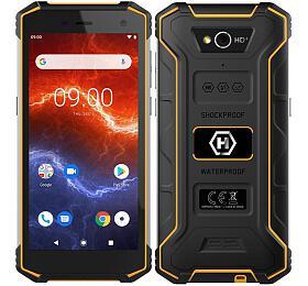 Mobilní telefon myPhone Hammer Energy 2 oranžový - myPhone