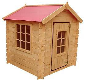 Marimex domeček dětský dřevěný Vilemína (11640360) - Marimex