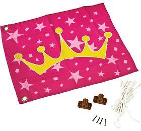 Marimex Play Vlajka princezna (11640305) - Marimex