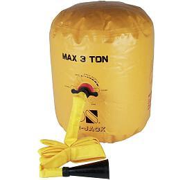 Balónový zvedák Air Jack 30178, pro vozy do 3 t, max.výška 60 cm TOOLCRAFT - Toolcraft