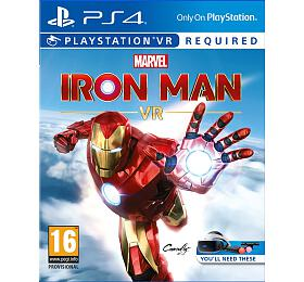 PS4 VR - Marvel's Iron Man VR - 3.7.2020 (PS719942900) - Sony