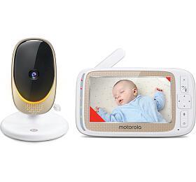 Dětská chůvička MOTOROLA Comfort 60 Connect - Motorola