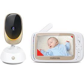 Dětská chůvička MOTOROLA Comfort 85 Connect - Motorola