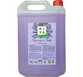 Tekuté mýdlo antibakteriální s glycerinem RIVA, 5kg - RIVA
