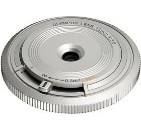Objektiv Olympus BCL-1580 silver - Olympus