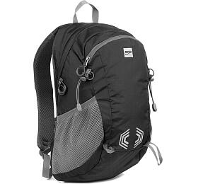 Spokey CIRRUS Městský batoh s kapsou na laptop 20 l černý - Spokey