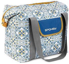 Spokey SAN REMO Termo taška, retro, 52 x 20 x 40 cm - Spokey