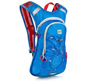 Spokey OTARO Sportovní, cyklistický a běžecký batoh 5 l, modrý - Spokey