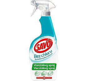 Savo Bez Chloru víceúčelový sprej 700ml - Savo