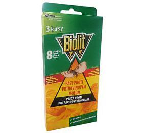 Biolit past proti potravinovým molům 3ks - Biolit