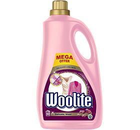 Prací prostředek Woolite Extra Delicate gel 3,6l - Ostatní