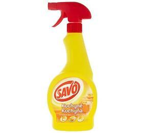 Savo čistící prostředek do kuchyně 500 ml - Savo