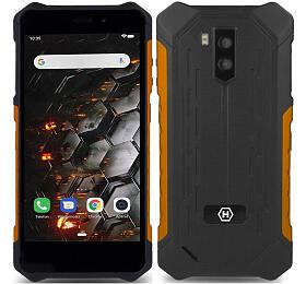 Mobilní telefon myPhone Hammer Iron 3 LTE stříbrný - myPhone