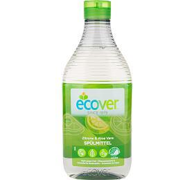 ECOVER přípravek na mytí nádobí s aloe a citronem 450 ml - Ecover