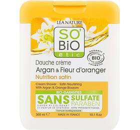 Gel sprchový argan a pomerančové květy 300 ml BIO SO'BiO étic - So Bio