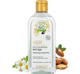 Voda micelární 200 ml BIO Anti-Age Precieux Argan SO'BiO étic - So Bio