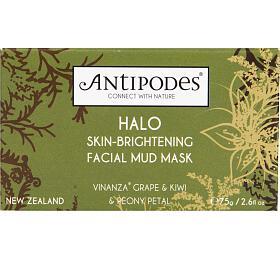 Maska pleťová rozjasňující s jílem HALO 75 g ANTIPODES - Antipodes