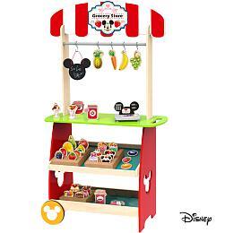 Hračka Derrson Disney Dřevěný obchod s příslušenstvím Mickey - OEM