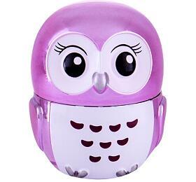 Balzám na rty 2K Lovely Owl, 3 ml, odstín Cotton Candy - 2K