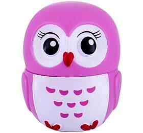 Balzám na rty 2K Lovely Owl, 3 ml, odstín Raspberry - 2K