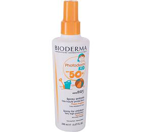 Opalovací přípravek na tělo BIODERMA Photoderm Kid, 200 ml (SPF50+) - Bioderma
