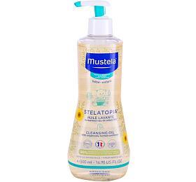 Sprchový olej Mustela Bébé Stelatopia, 500 ml - Mustela