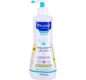 Sprchový gel Mustela Bébé Stelatopia, 500 ml - Mustela