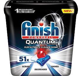 Tablety FINISH Quantum Ultimate 51 ks - Finish
