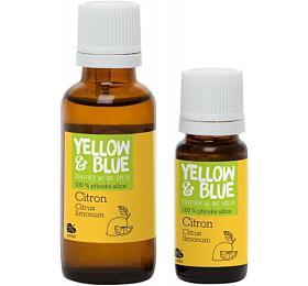 Yellow&Blue Citronová silice (10 ml) - přírodní éterický olej - Yellow&Blue (Tierra Verde)