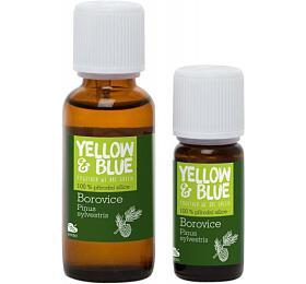 Yellow&Blue Borovicová silice (10 ml) - přírodní éterický olej - Yellow&Blue (Tierra Verde)