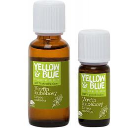 Yellow&Blue Silice Vavřín kubébový (30 ml) - přírodní éterický olej - Yellow&Blue (Tierra Verde)