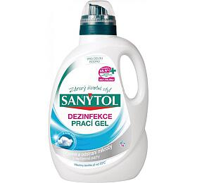 SANYTOL dezinfekční prací gel SVEZEST - Sanytol