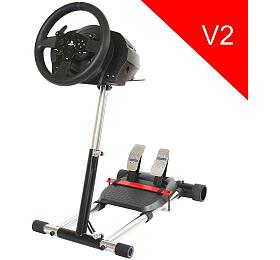 Wheel Stand Pro DELUXE V2,stojan pro volant a pedály Thrustmaster T300RS,TX,TMX,T150,T500,T-GT,TS-XW (T300/TX) - Thrustmaster
